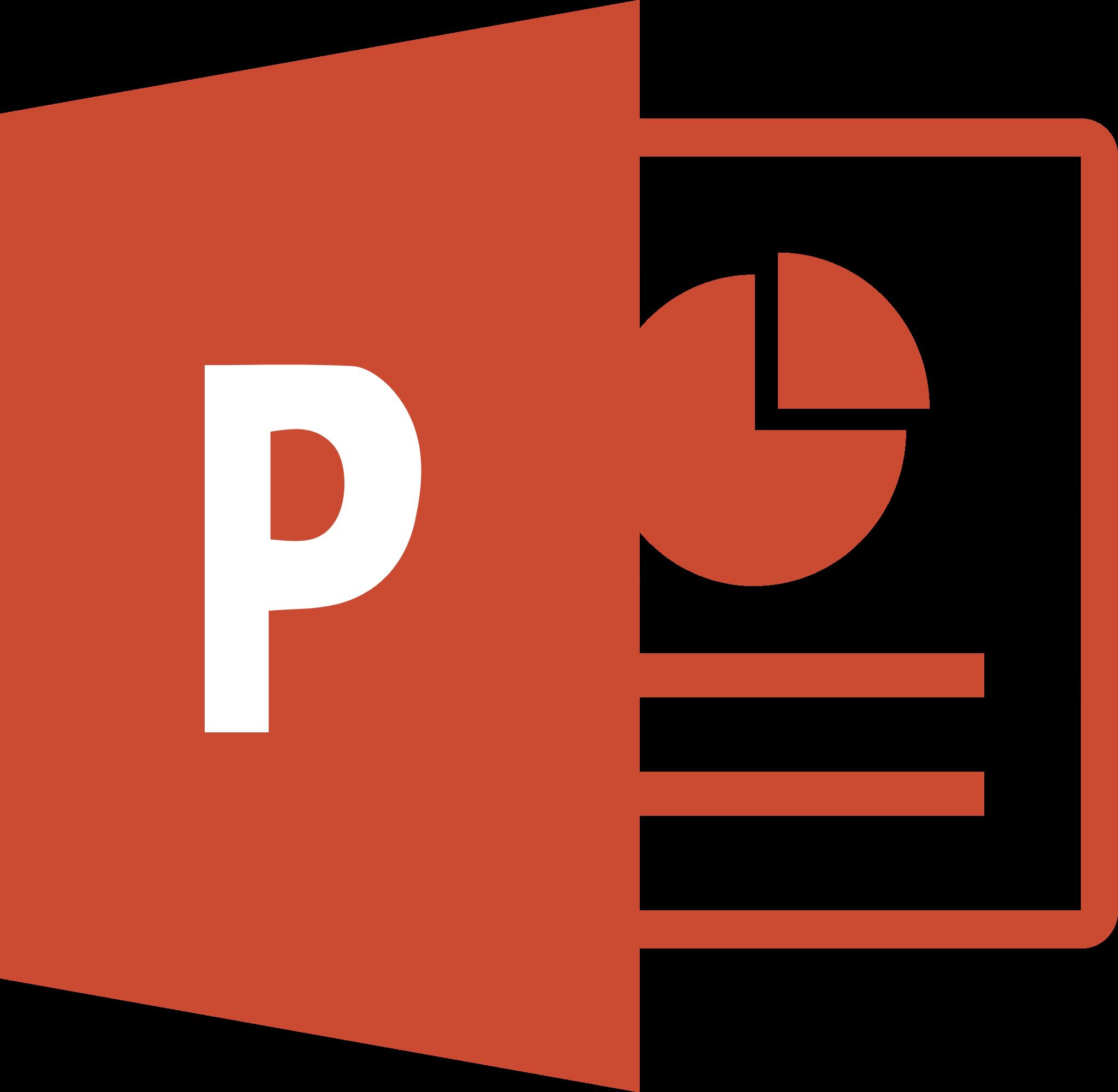 powerpoint icon
