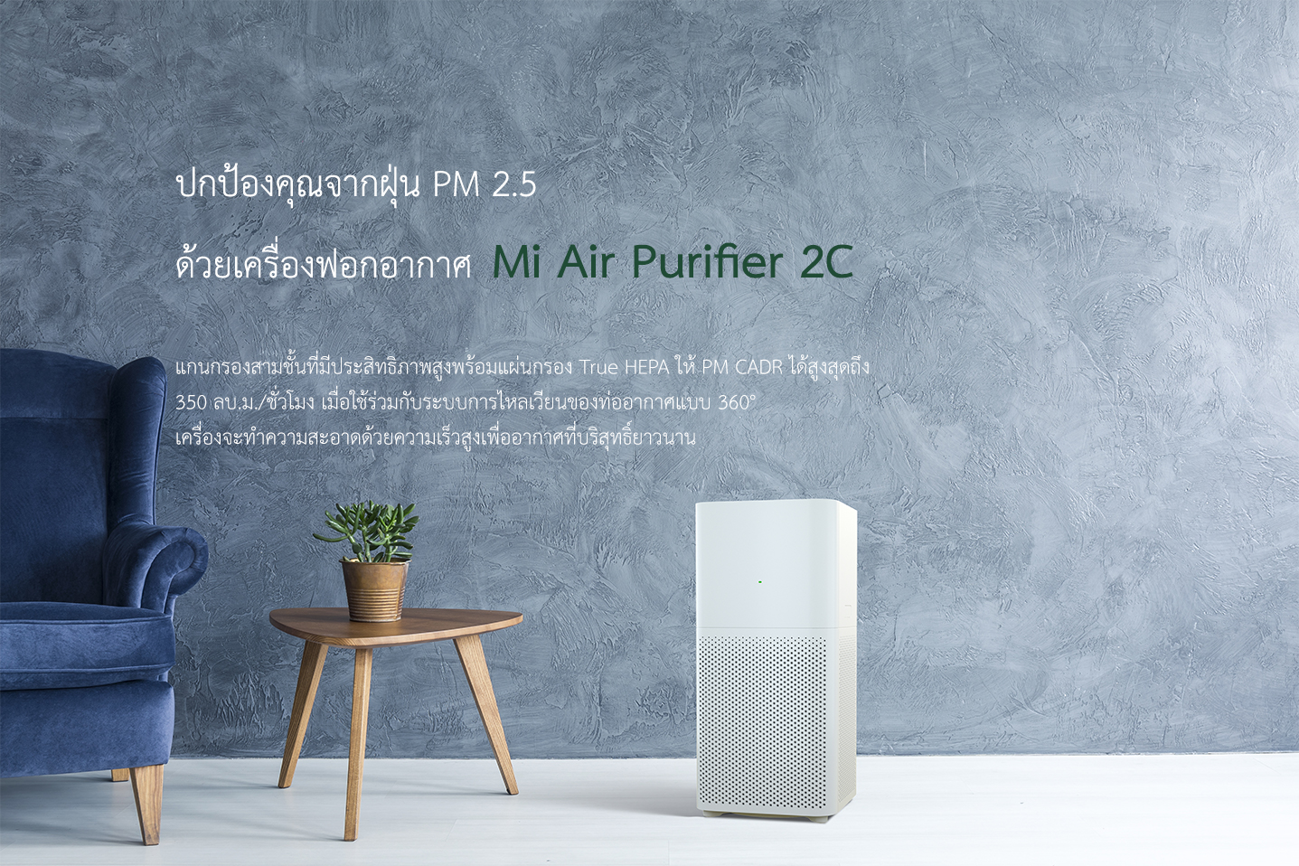 Xiaomi Air Purifier 2C Cover